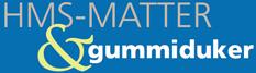 HMS Matter & Gummiduker Logo